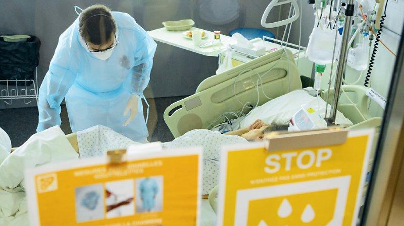 Coronavirus: 437 nouveaux cas pour 12'896 tests en Suisse, taux de positivité de 3,4%