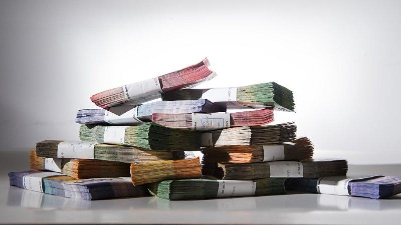 Finances: le Conseil fédéral prévoit un déficit de 1,1 milliard pour 2021