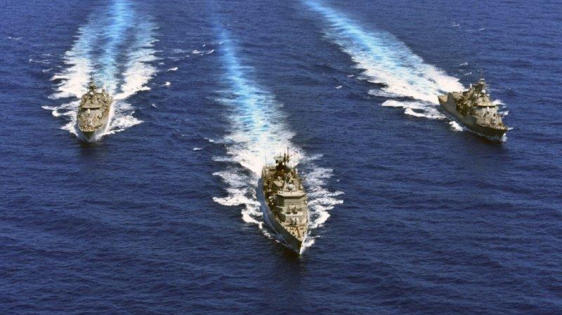Turquie – Grèce: manœuvres militaires en Méditerranée orientale