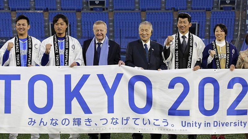 JO de Tokyo: l'événement se tiendra en 2021 «avec ou sans» le coronavirus