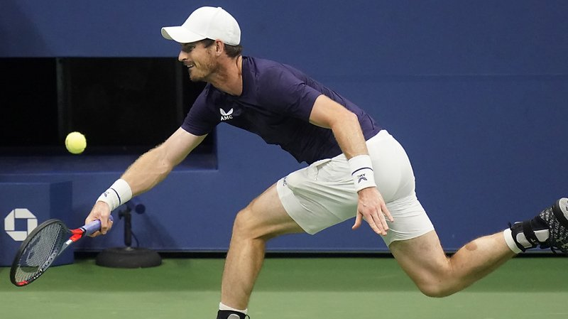 Andy Murray: un deuxième tour malheureusement à sens unique...
