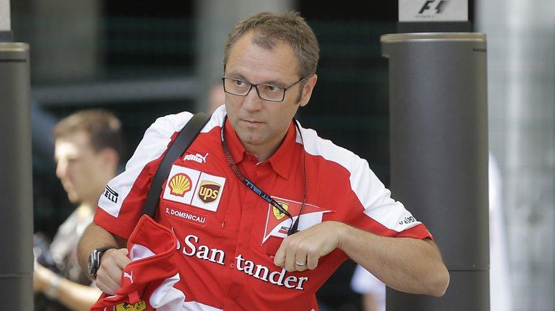 Automobilisme: l'Italien Stefano Domenicali va prendre la tête de la F1