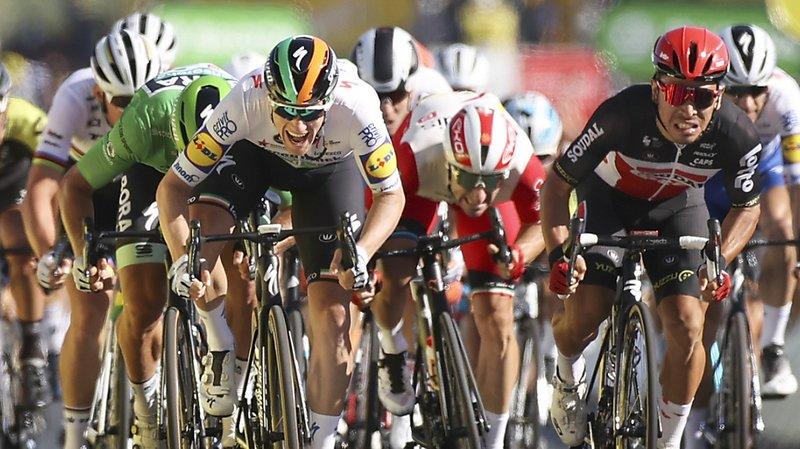 Cyclisme – Tour de France: Sam Bennett gagne la 10e étape