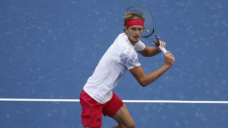 Tennis – US Open: Alexander Zverev se qualifie pour les demi-finales