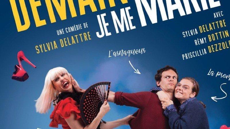 Humour sur la Côte - Demain, je me marie !