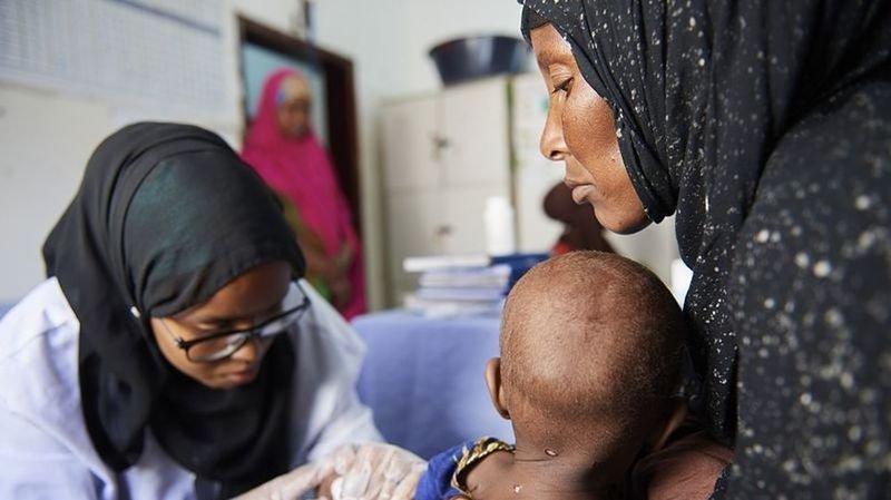 Faim dans le monde: Caritas Suisse demande un programme d'aide d'1 milliard
