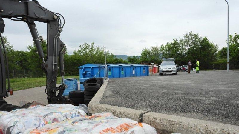 Gland: feu vert pour le déménagement de la déchetterie
