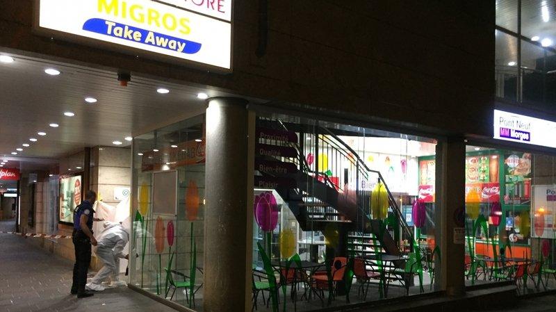 Le drame s'est déroulé dans le kebab du Pont-Neuf.