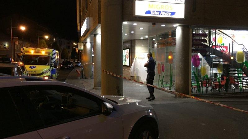Morges: un homme tué dans un kebab