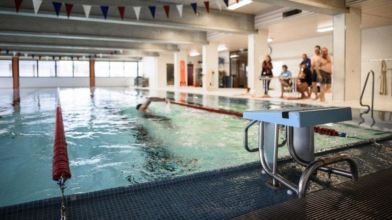 Dès que les résultats des mesures sont meilleurs, les nageurs pourront retrouver le bassin rollois. Mais d'ici là, il est fermé.