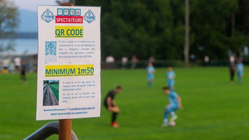 Coronavirus: les clubs du foot des talus redoutent les cas positifs