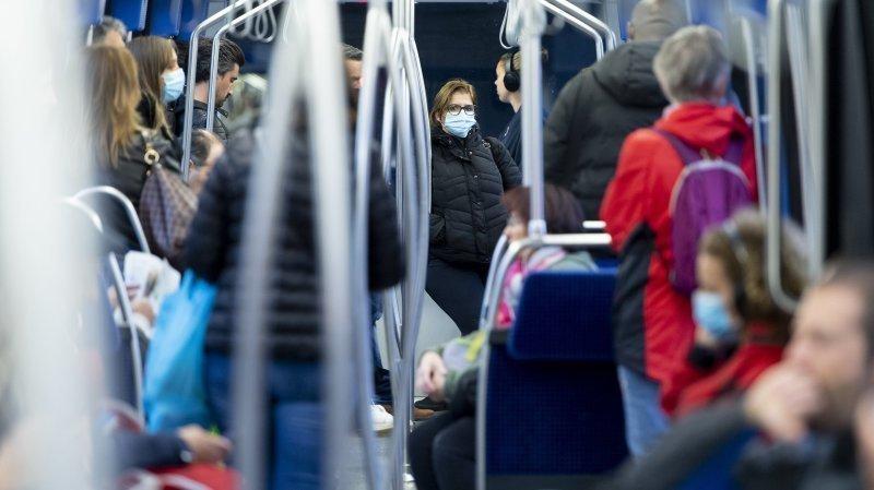 Lausanne: plus de 80% des passagers de retour dans les transports publics