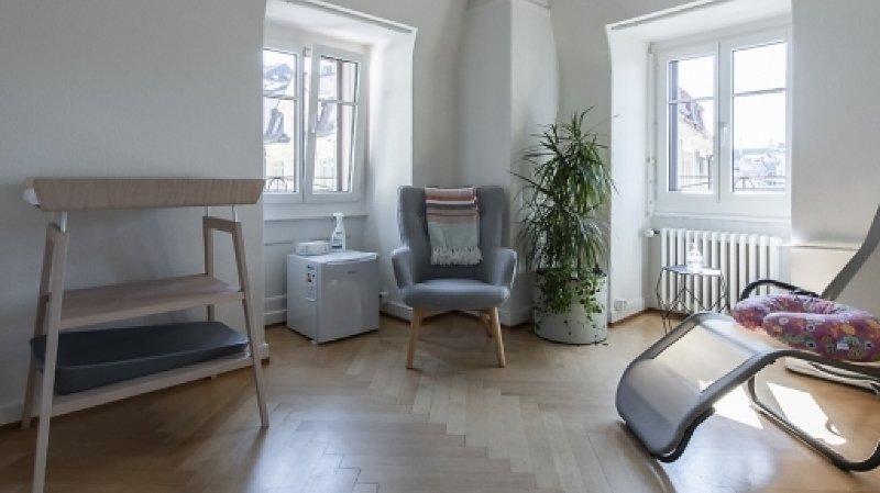 La Ville de Lausanne aménage des espaces d'allaitement au travail