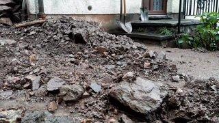 De fortes pluies provoquent les premières inondations au Tessin