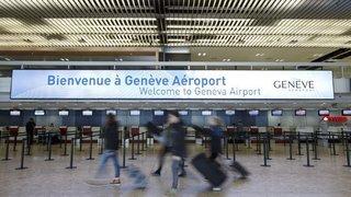 Genève: la gare de l'aéroport commence sa mue