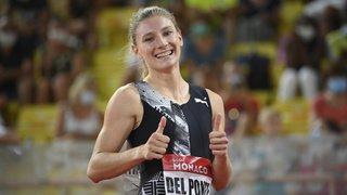 Athlétisme: del Ponte 2e, Sprunger et Moser en «chocolat» au Meeting d'Ostrava