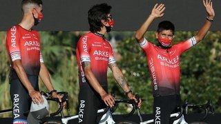 Cyclisme – Tour de France: soupçons de dopage dans l'équipe Arkéa-Samsic