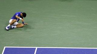 Tennis - US Open: Djokovic disqualifié!