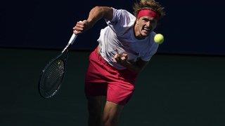 Tennis – US Open: Zverev en quart sans trembler