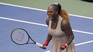 Tennis – US Open: Serena Williams passe en quarts de finale