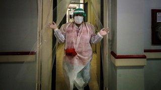 Coronavirus: plus de 13'000 nouveaux cas de Covid-19 en 24 heures en France