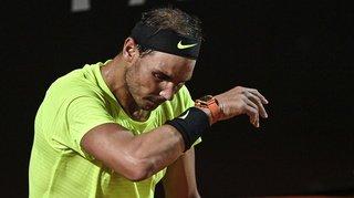 Tennis – Masters 1000 de Rome: Nadal éliminé en quarts de finale, Djokovic rallie les demies
