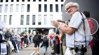 Procès climatique: ouverture du procès en appel des 12 militants du climat