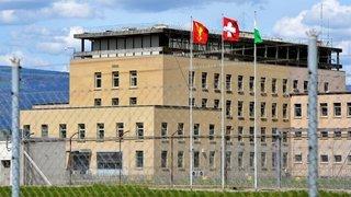 Orbe: un premier cas de Covid à la prison de Bochuz
