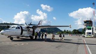Tessin: des privés devraient reprendre l'aéroport de Lugano-Agno