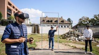 A Nyon, l'amphithéâtre va revivre grâce à la 3D