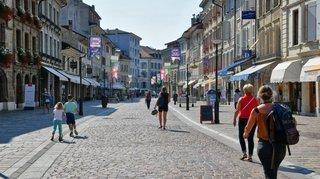 Morges: le bourg sous cloche pour trois ans