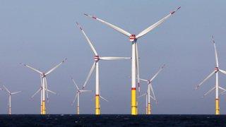 Le géant pétrolier BP se lance dans l'éolien en mer