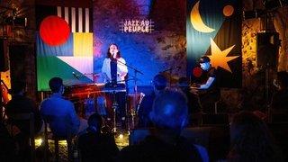 Nyon: une bouffée d'air à Jazz au Peuple
